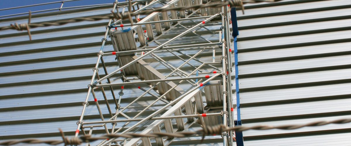 Treppenturm Niederlande